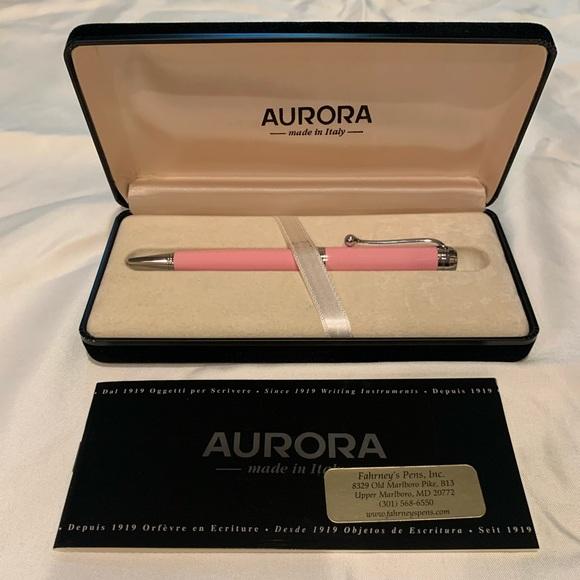 """Aurora Other - New Aurora """"Talentum"""" Pink Ballpoint"""